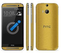 100% Refurbished Original HTC One M8 Unlocked Phone ROM 32GB RAM 2GB 5'' Quad Core FDD-LTE 3G WCDMA 2G GSM DHL Free Shipping