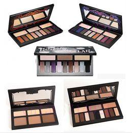 Wholesale hot New mix makeup Monarch cInnerstellar hrusalis Shade Light eyeshadow palette Pieces