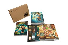 Wholesale Fitness Workout Coutry Heat Base Kit DVD Workout DVD Fitness DVD DHL Free to US UK from alisy