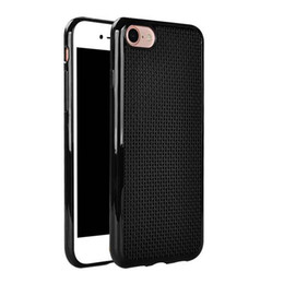 Toney Soft Cross Stitch Phone Case for iPhone 5 5s 6 6s 6 plus 7 7 plus 8 embroidering Netty back phone case for iPhone