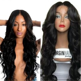 Wholesale Loose Wave Brazilian Human Hair Lace Front Full Lace Wig With Bangs Glueless Wavy Human Hair Wigs For Black Women beyonce wig