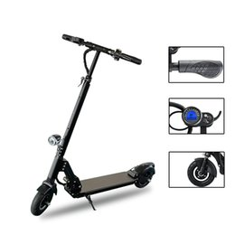 Wholesale Adult Electric Foldable Kick Scooter Modes Intelligent Controller AH High capacity Battery Portable Big Wheel Folding Scooters