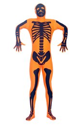 Lycra Spandex Tights Unisex Classic Pattern Halloween Costumes Fetish Zentai Suits S M L XL XXL