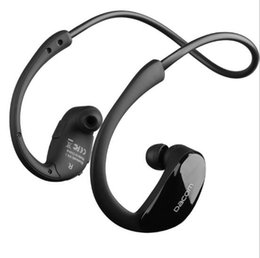 Wholesale DACOM ATHLETE Wireless Stereo Headphones Bluetooth Sports Earphone NeckBand NFC Earbuds for iPhone i7 plus Samsung Galaxy S6 S7