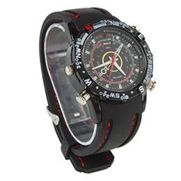 Descuento mujer del estilo de reloj resistente al agua 32GB 16GB 8GB Espía Anti Engranaje Cam Mujer Estilo Impermeable Reloj Cámara Oculta Libre SHipping
