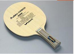 Wholesale FL Table Tennis Rackets Paddle Bat TABLE TENNIS BLADES Piso raqueta de tenis ping FL CS racket
