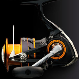 Fishing reel spinning reels fishing tackles of lure uesd for rock fishing sea fishing boat fishing and thrown pole free shipping