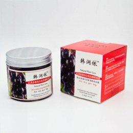 Wholesale 180g Hyaluronic acid serum Red Wine Polyphenols Sleep Mask anti winkles lift firming shrink pores whitening moisturizing Cream