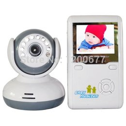 Hot baby monitor video babysitter 2.4GHz 2 way talk IR Night vision 2.4inch baba eletronica detector fetal doppler