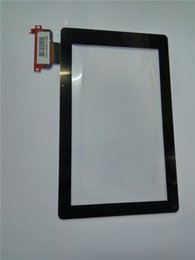 Wholesale Good Quality Replacement inch For Amazon Kindle Fire touch Screen digitizer glass lens repair part