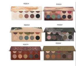 Wholesale ZOEVA Eyeshadow Palette Mixed Metals cocoa blend rose golden New Collection color eyeshadow eye set eyeshadow makeup DHL Free