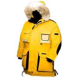 Wholesale Cheap Price Mens Snow Mantra Coats Heli Arctic Jackets Duck Down Thick Warm Fur Collar Winter Windproof Hooded Outdoor Parkas