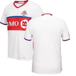 Wholesale Whosales Discount Toronto FC Jersey GIOVINCO BRADLEY Soccer Jerseys Football Shirt Soccer Uniforms MSL Free Shippinng TOP Thai Quality