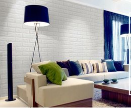 Wholesale 2016 D Wall panel waterproof XPE wall faux brick panel for home decorative