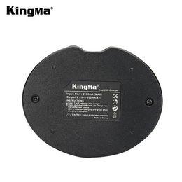 A7r sony en venta-Kingma para Sony NP-FW50 batería doble (dual) Cargador Alpha 7 a7 Alpha 7R A7R 7S A7S A3000 A5000 A6000 del envío libre