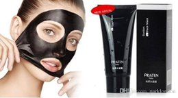 Wholesale 2015 new Pilaten Blackhead Remover Deep Cleansing Purifying Peel Acne Treatment Mud Black Mud Face Mask