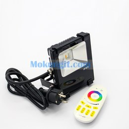 Wholesale 10 w RGBW floodlights components area wireless control RGBW floodlights and colorful RGBW floodlights