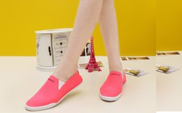 Wholesale Kuayang New Design Candy Color Women Comfort Casual Synthetic Sneakers Breathable Perfet Fitting Buy One Get One Free