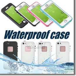 Wholesale Skylet IP68 Note Case Waterproof Case For Iphone Case Waterproof Shockproof Dirtproof With Handing Neck Strap For Galaxy S6 Edge In Box
