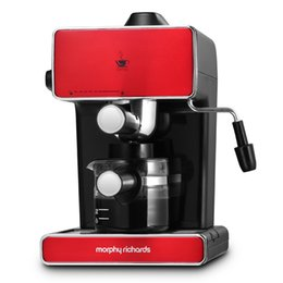 Wholesale electric coffee machine semi automatic domestic instant cofe machine