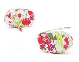 Wholesale H1266 Bohemian Rustic Floral Zipper Dress up Bag Cosmetic bag DROP SHIPPING