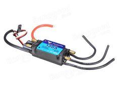 Controlador de velocidad de modo lineal / 3A impermeable 5V / 5A Barco RC Parte TVR BOAT0120 6V BEC 120A sin escobillas sin sentido BARCO ESC desde controlador lineal fabricantes