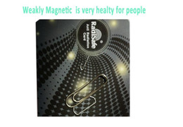 wholesale manufacturer Radisafe anti Radiation card EMF Bio negative ion Card Scalar Energy Card 50pcs lot fee shiping