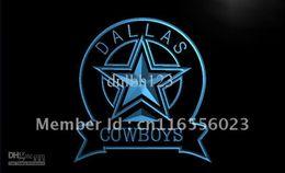 Signes de cow-boy à vendre-LD239-TM Dallas Cowboys Sport Bar Neon Light Signs Publicité
