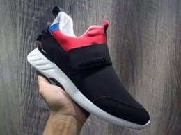 Wholesale Free DHL EMS new arrival cool_zone Club men s balck luxury shoes sneakers DZ097
