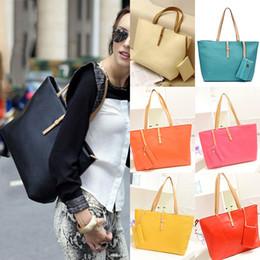 Women PU Leather Tote Shoulder Bags Hobo Handbags Satchel Messenger bag Purse SE