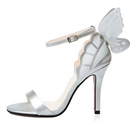 Wholesale Silver One Strap Heels from Best Silver One Strap Heels ...