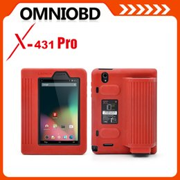 Wholesale 2016 New Arrival Launch X431 Pro Advanced Professional diagnostic tool Launch X pro Wifi Bluetooth function