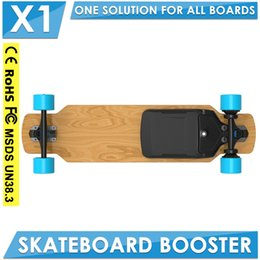 Wholesale AAA Electric Skateboard for Action Sports Aluminum Black Cool Style Skateboarding kg Weight