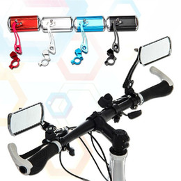 Wholesale 360 rotate Electric motorcycle Mountain Road motorcycle Bike Bicycle Rear View Mirror Reflective Safety cycling handlebar Rearview Mirror