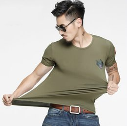 2016 Man casual camouflage T-shirt summer fashion men cotton sport breathable camo T shirts free shipping