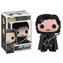 Wholesale Funko Pop Game Of Thrones Jon Snow Action Figure Bobble Fead Q Edition