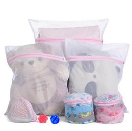 Wholesale 30 CM Washing Machine Specialized Underwear Washing Lingerie Bag Mesh Bag Bra Washing Care Laundry Bag in Best Price And Qualty Bag