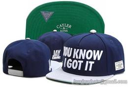 Cheap baseball Caps snapback hats adjustable cayler & sons hats women man hip hop street caps flat hats