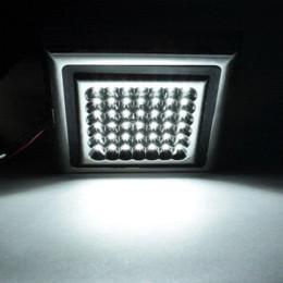 1Pcs Nouveau blanc DC 12V 42 LED véhicule intérieur toit plafond dôme lampe de lecture de lecture pour le bus de voiture SUV camion à partir de dc a mené la lumière au plafond fabricateur