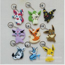 Wholesale 2016 Hot style Pokem key pokem pokem grass water in bei yi bei hang fairy elves