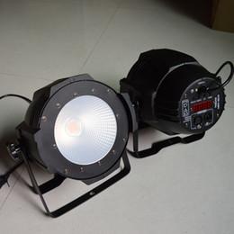 Free shipping Cast aluminium 150 watt COB warm white pars warm white COB LED Par Lights