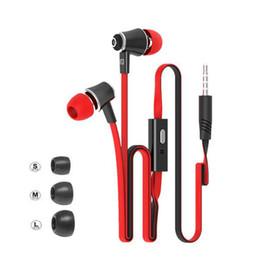 Hot Sale!!! Original Langsdom JM21 Stereo Earphones 3.5MM In-Ear Earbuds Super Bass Headset Handsfree With MIC