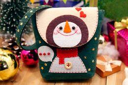 The heartwarming angel sanitary napkin storage bag DIY handmade non woven bag Handmade fabric Creative gifts