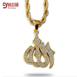 Hip Hop Gold Necklace Men Women Jewelry Figaro Chain Vintage Platinum 18K Real Gold Plated Big Lion Head Pendant Necklace