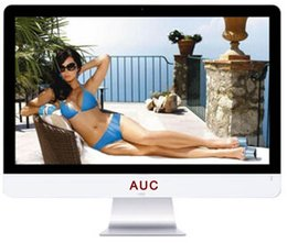 Wholesale Brand New quot LED I7 CORE CPU All In One Computer Monitor Built In WIFI Windows7 GB GB Energy saving Environmentally Friendly