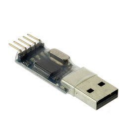 Nouveau Adaptateur Arrivée Convertisseur USB vers RS232 TTL Imported Auto Converter Module Support pour gros système Win7 à partir de le soutien à l'importation fabricateur
