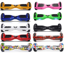 Wholesale Stock In Australia Smart Balance Wheel Bluetooth Hoverboard Electric Scooter LED Light inch Two Wheels Drifting Skateboard AU POST SHIP