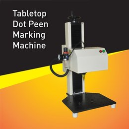 Wholesale China High Accuracy Cast Marking Machine Pneumatic Marking Machinery for Metal Mark or engrave