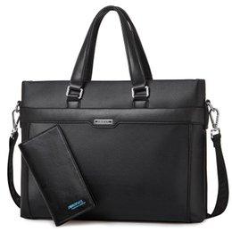 Cross-section business men handbag shoulder messenger bag men's briefcase computer bag backpack