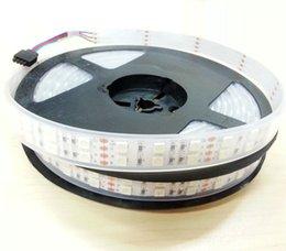 Dual Row 5M 120LEDs M 5050 SMD RGB Flexible LED Light Strips DC12V